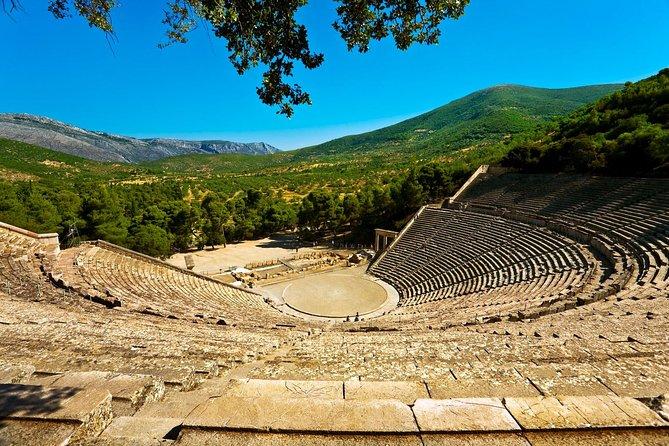 Epidaurus Ancient Theater