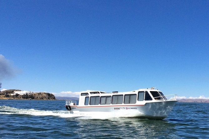 Full day Uros Taquile speed boat :PREMIUM SERVICE