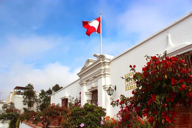 #1 The Larco Museum & Lima Historical tour