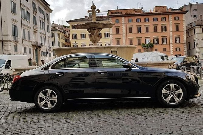 Rome Fiumicino Airport transfer to Rome City