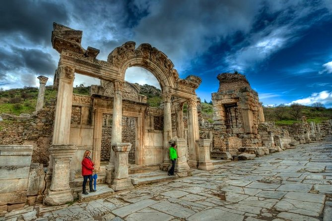 Ephesus Tour from Istanbul - Including Round Trip Flight Tickets from Istanbul