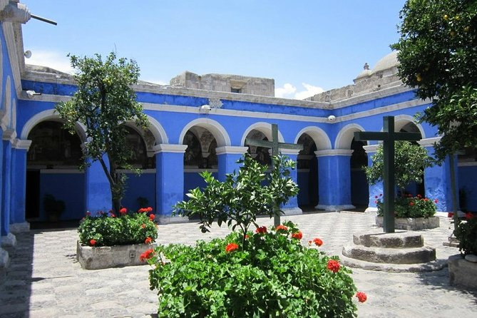 City Tour, Santa Catalina in Arequipa + Lunch