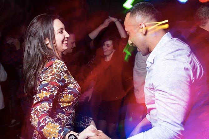 Sao Paolo traditional Samba couples dance experience
