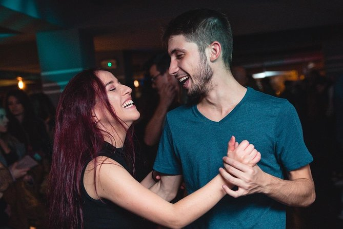 Sao Paolo Salsa & Bachata dance experience