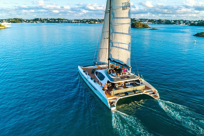 Zara Luxury Catamaran Sunset Sail