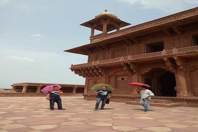 Private Taj Mahal + Fatehpur Sikri Tour By Car - New Delhi photo 6