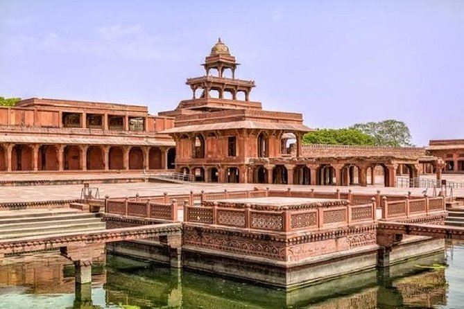 Private Taj Mahal + Fatehpur Sikri Tour By Car - New Delhi photo 7