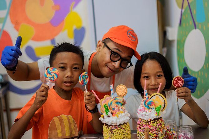 Dessert Making Class - Monster Milkshake for Children photo 7