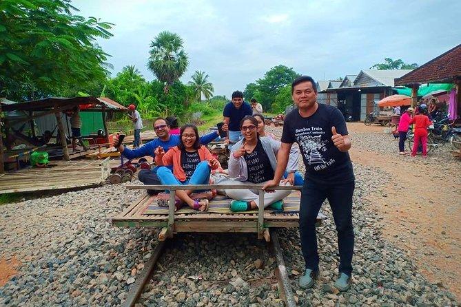 Battambang Tour from Siem Reap - Bamboo Train, Killing Cave & Sunset