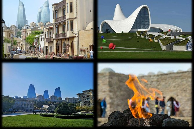 Private Old City & Modern Baku Tour photo 8