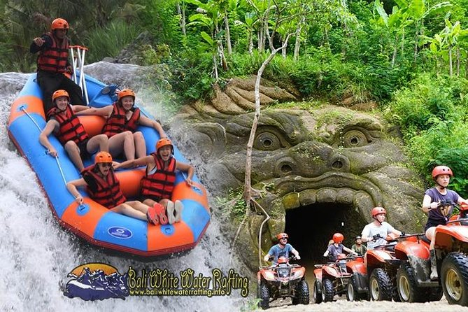 Rafting At Telaga Waja River And Quad Bike (Include Private Transportation)