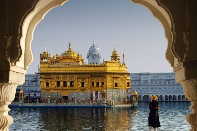 Half Day Amritsar City Tour