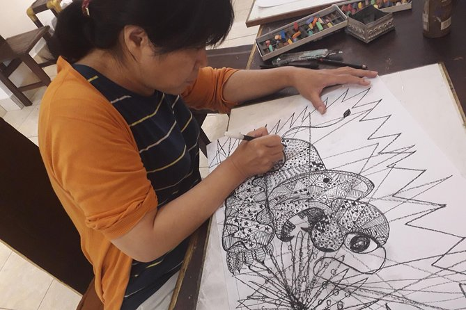 Bali Center for Artistic Creativity / Bali Art Classes