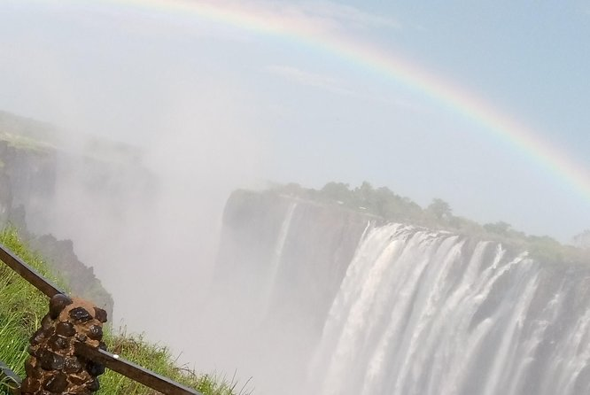 Guided Tour of the Falls Zambia photo 6