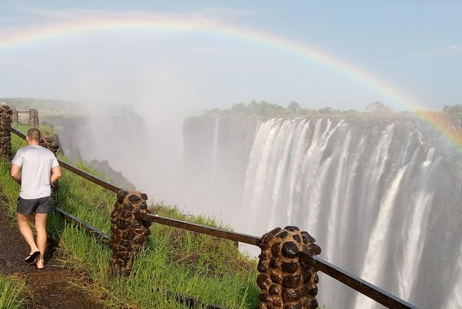 Guided Tour of the Falls Zambia photo 12