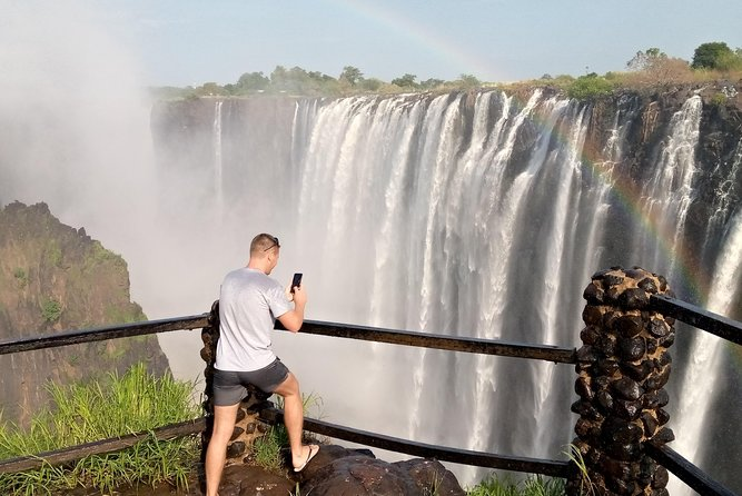 Guided Tour of the Falls Zambia photo 7