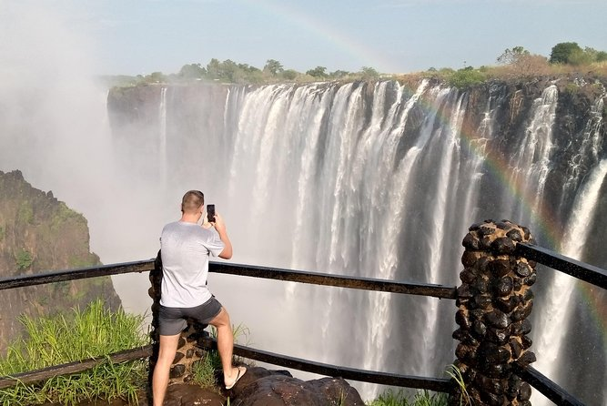 Guided Tour of the Falls Zambia photo 19