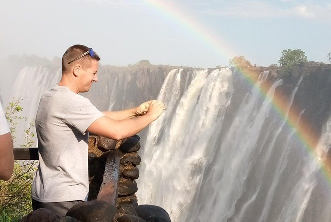 Guided Tour of the Falls Zambia photo 16