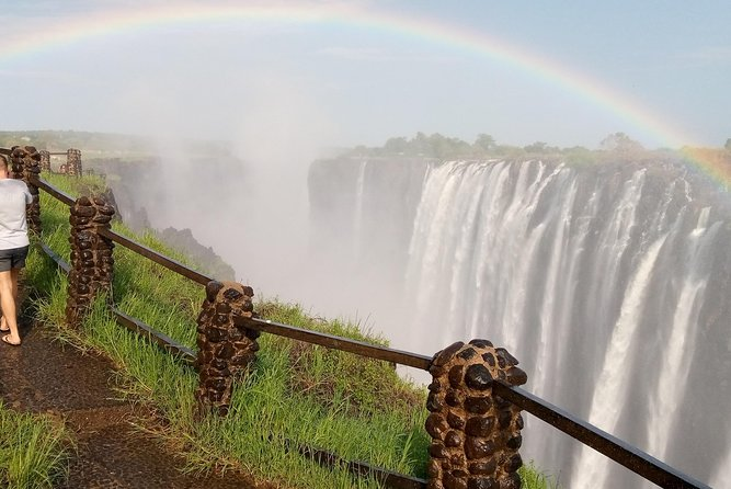 Guided Tour of the Falls Zambia photo 14