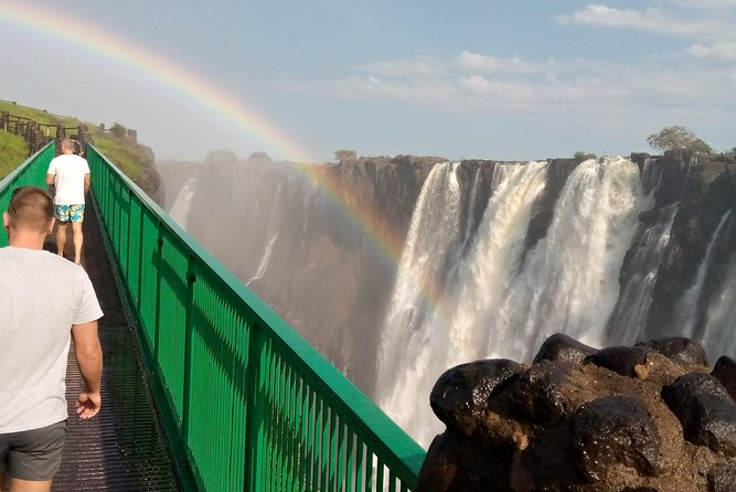 Guided Tour of the Falls Zambia photo 8