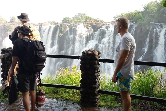 Guided Tour of the Falls Zambia photo 4