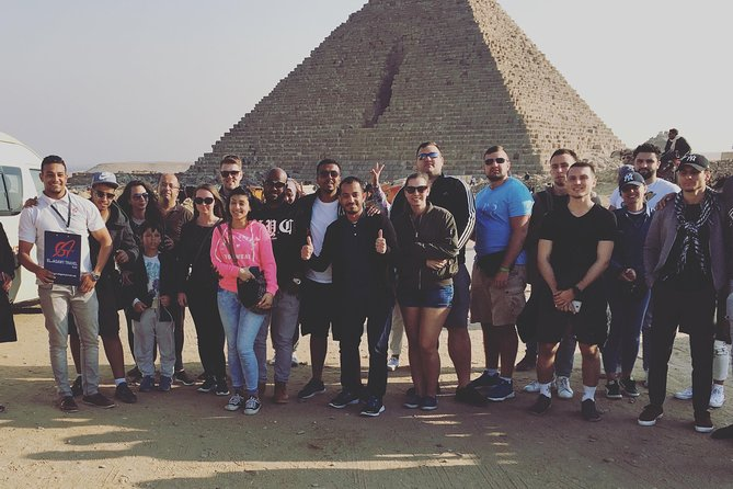 Hurghada - Cairo Over Day Tour