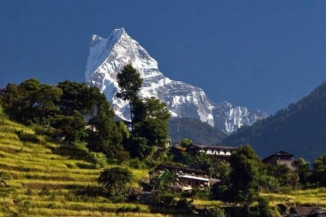 Luxurious World's Top Ten Trail- Annapurna Circuit Trekking in Kathmandu, Nepal