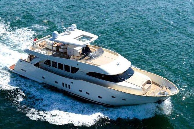 Crosera Diana 80 Ft (Luxury Private Tour)