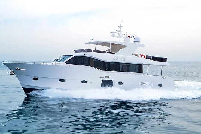 Ruby 75 Ft ( luxury private yacht)