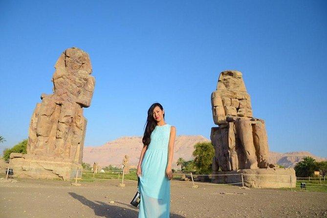 Full Day Tour :East and West Banks of Luxor (karnak,luxor,Hatsheput,king valley)