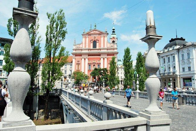 Private Shore Excursion: From Trieste to Ljubljana