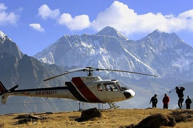 Everest Helicopter Day Tour- 1 Day