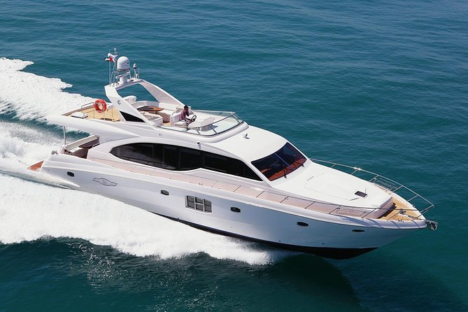 Majesty 70 Ft (Private Luxury Tour)