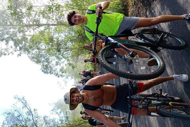 Cycling mount batur