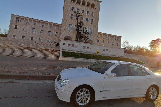 Transfer Skopje - Tirana or drive versa