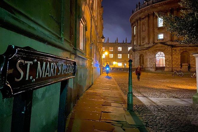 Spencer's Oxford Pub Tour (Private)