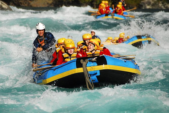 Trisuli River Rafting - 1 Day Trip