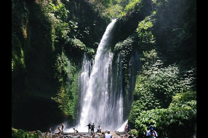 Sharing Day Trip to North Lombok