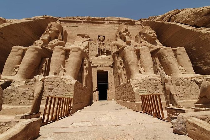 Sun Festival Abu Simbel – Private day tour (All inclusive) from Aswan photo 1