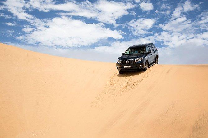 Private Off Road 4X4 Desert Self-Driving in Dubai