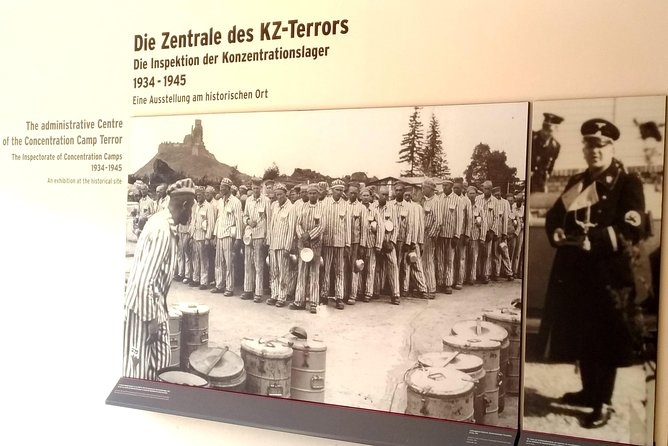 Exclusive Private Tour to Sachsenhausen and the Concentration Camp Inspectorate