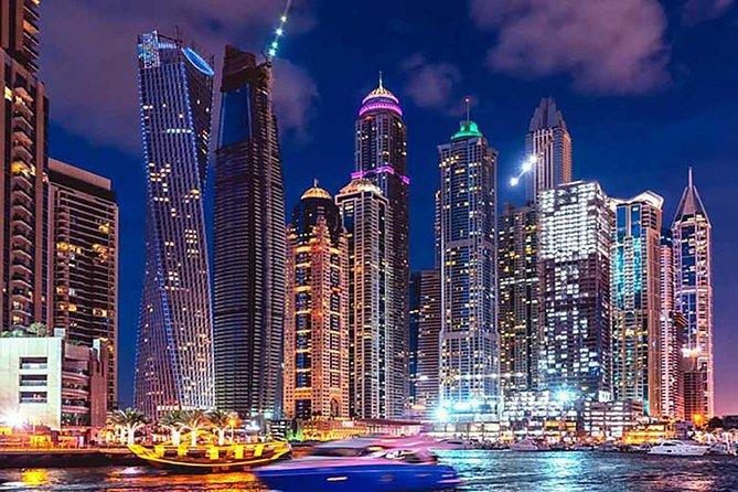 Dubai Marina Dhow Dinner Cruise (5 Stars)