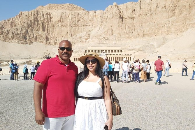 Full-Day Luxor Highlights : private guided tour to East and West Banks