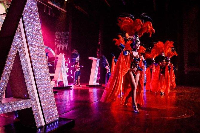 Alcazar Cabaret Admission Ticket - VIP Seat