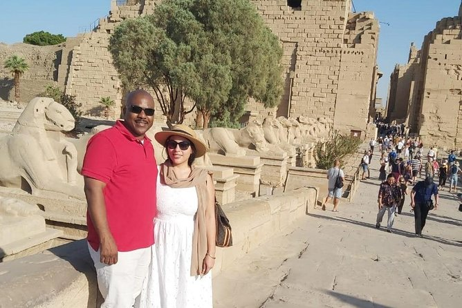Private Day West Bank to Valley of the Kings Queen Hatshepsut Temple