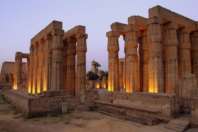 Day trip from Hurghada to Luxor