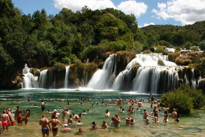 Krka waterfalls luxury tour for singles or couples photo 7