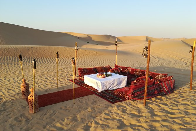 Romantic Dune Dinner At Empty Quarter photo 1