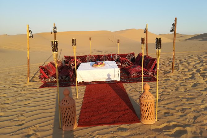 Romantic Dune Dinner At Empty Quarter photo 2
