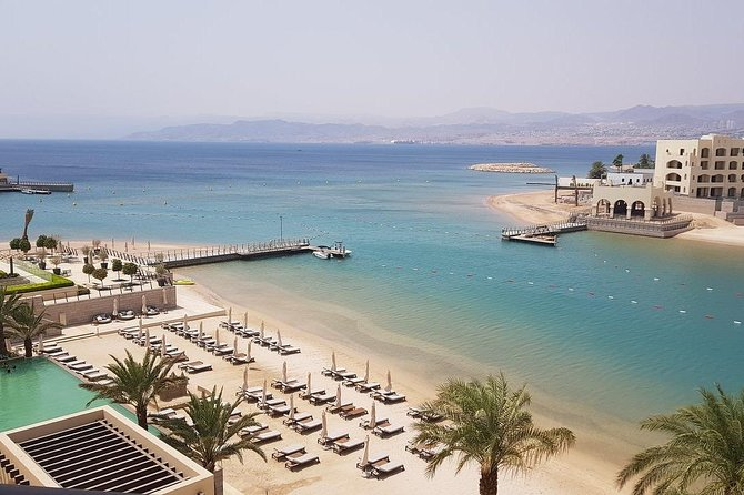 Dead Sea to Aqaba Transfer with Optional Tours photo 4